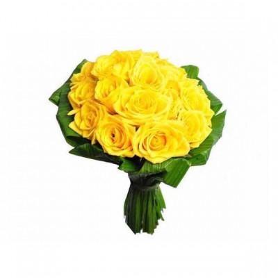 Buquê Simpatico Amarelo