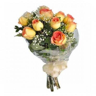 Buquê de Rosas Ambiance Tradiocinal
