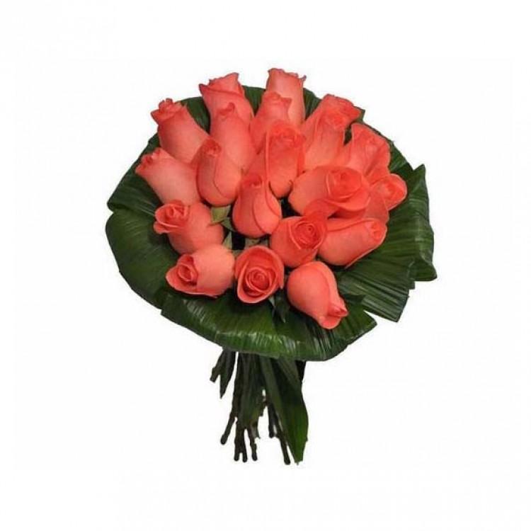Buquê de Rosas Rosa